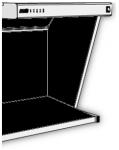 Blendeneinsatz PDV Ausschnitt
