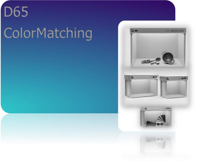 D65 ColorMatching Titelbild