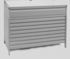 Schubladenschrank mit 1F Schublade