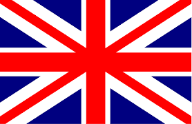 english flag for english website