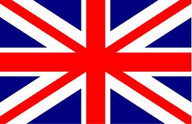 english flag for english website