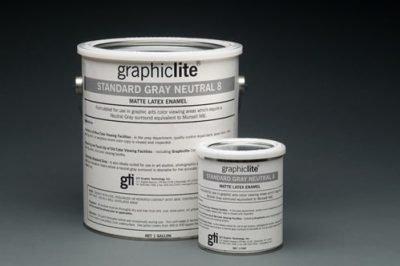 Normlicht Neutral graue Farbe