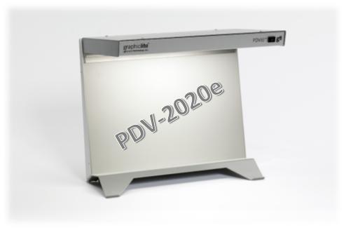 PDV-2020e mobiler Desktop Farbbetrachter