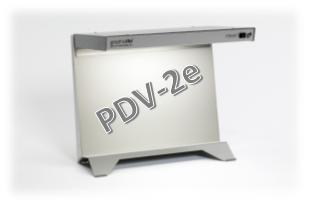 PDV-2e mobiler Desktop Farbbetrachter
