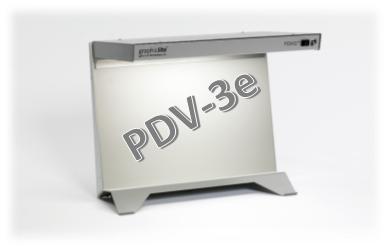 PDV-3e mobiler Desktop Farbbetrachter