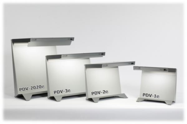 PDV Serie mobile Desktop Farbbetrachter